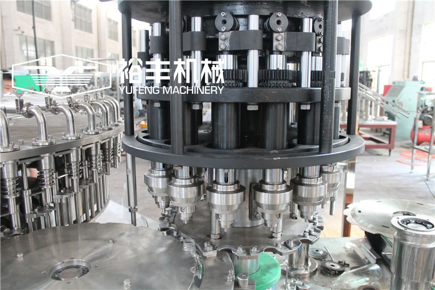 30000BPH Water Filling Machine