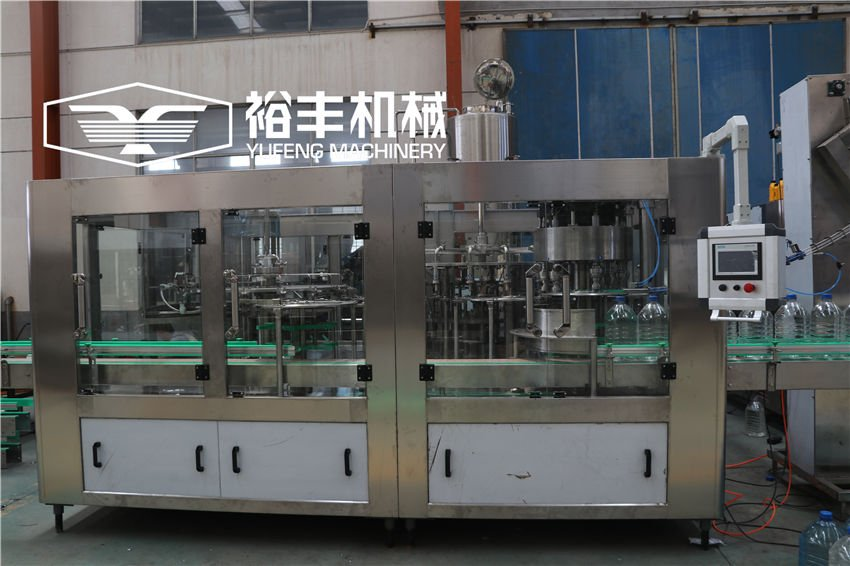 5-10L Bottle Water Filling Machine