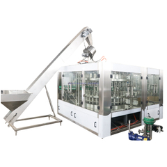 5000BPH Beer Bottle Filling Machine