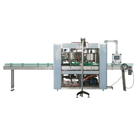 4000CPH Soda Canning Machine Line