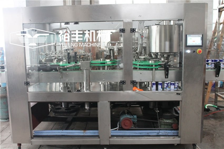 Hydrogen Water Canning Machine